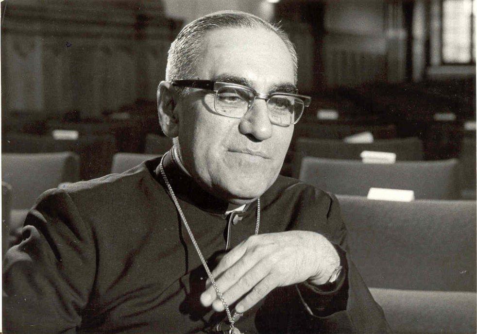 St. Oscar Romero